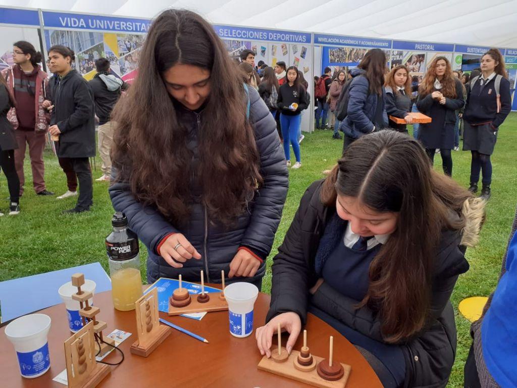 Salida Pedagógica Talento expo-novatos