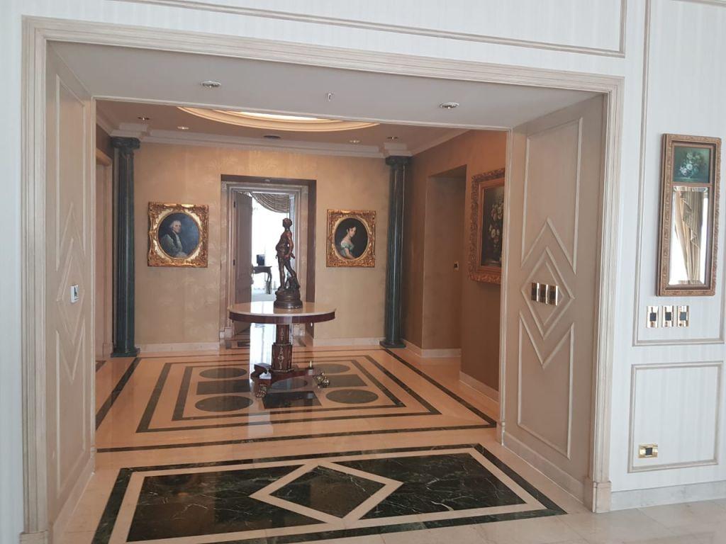 Visita al Hotel Sheraton