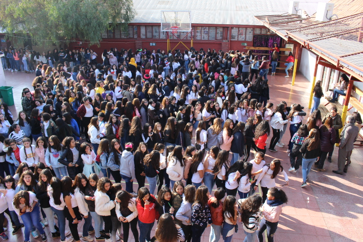 Celebración Día de la Alumna