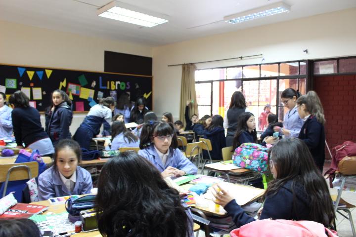 Actividad Convivencia Escolar