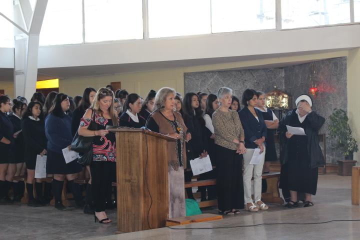 Eucaristía Inicio de año Escolar
