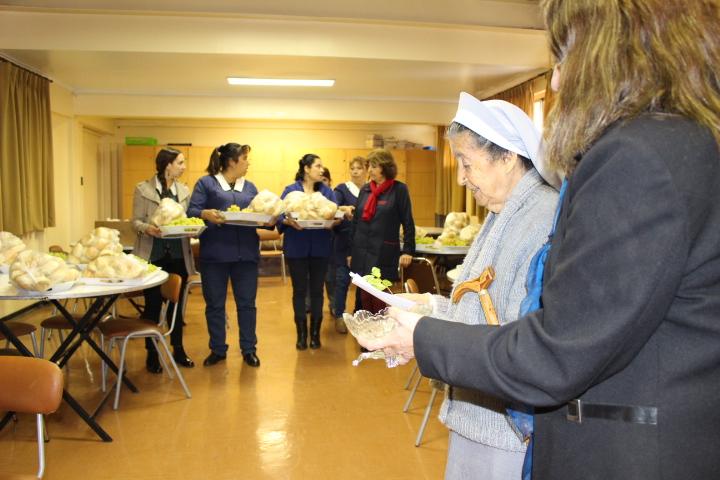 Semana Santa en el Centro Educacional Santa Clara