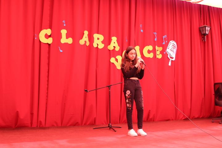 Clara Voice 2018