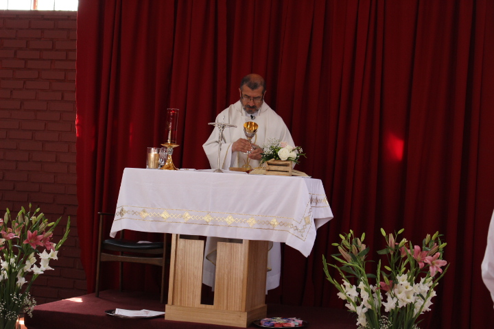 Eucaristía 4tos Medios