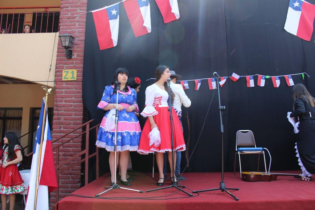 Celebración 18 de septiembre