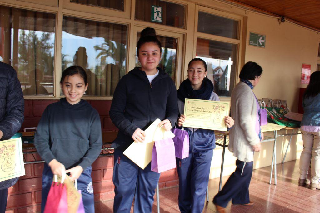 Premiación Feria del Conocimiento